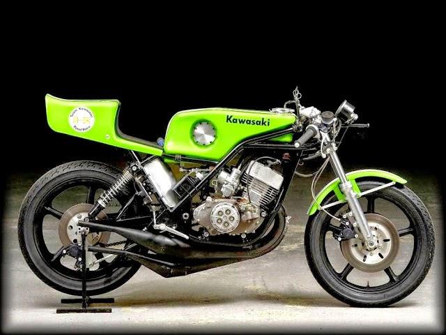 La légendaire KR750