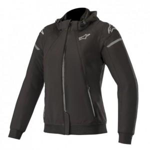 blouson-alpinestars-stella-sektor-tech-hoodie-charcoal