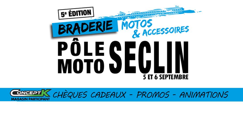 Braderie Pôle Moto Seclin