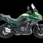 Kawasaki attire l'œil et ose une fois encore avec sa nouvelle Versys 1000 et SE