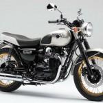 Kawasaki arrêtera la W800 fin 2016