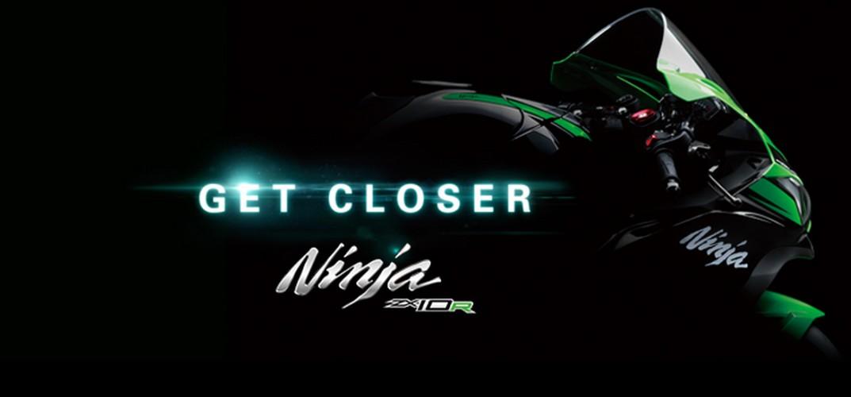 Ninja ZX-10R Kawasaki 2016