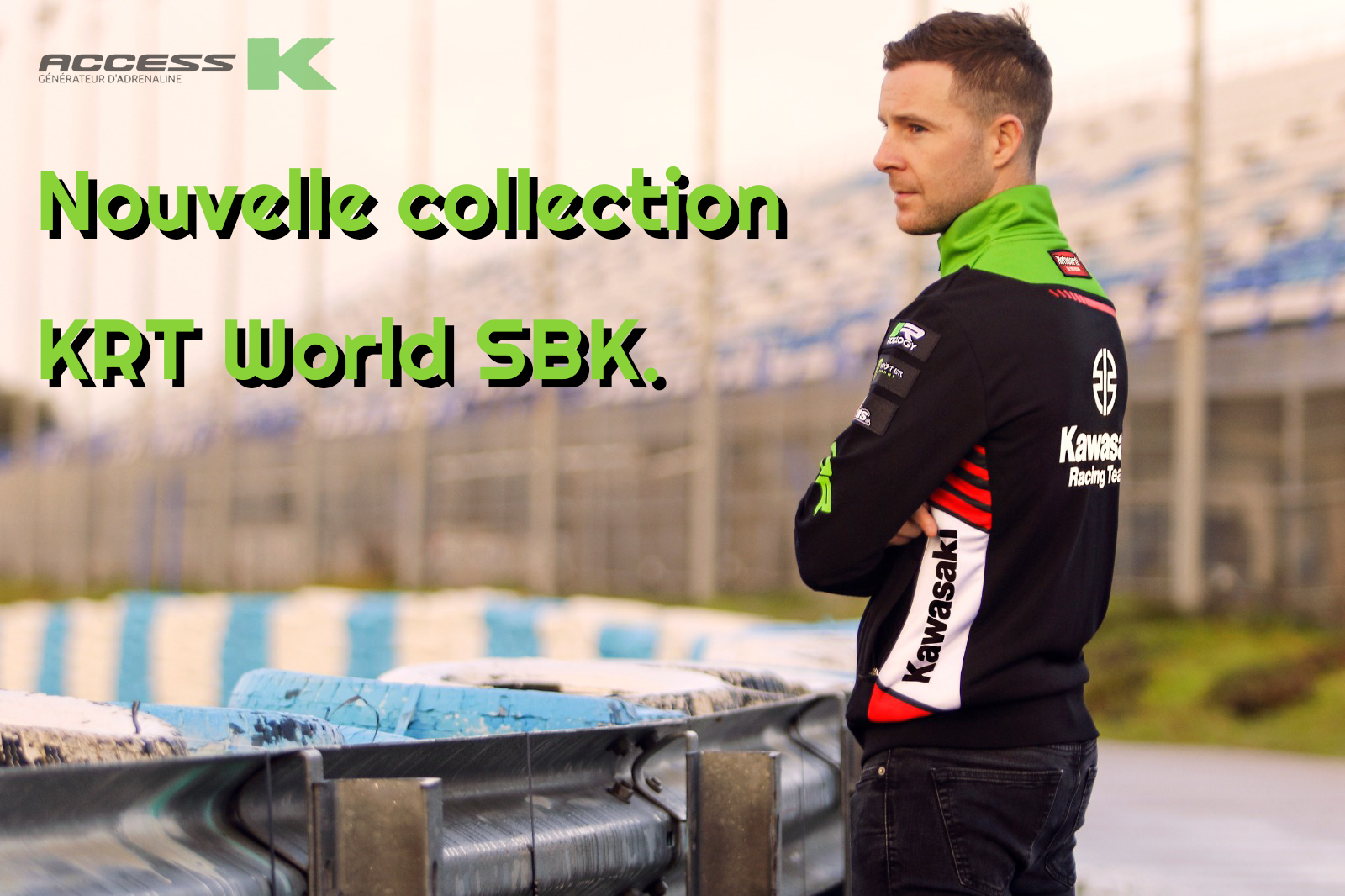 Nouvelle collection WSBK 2021